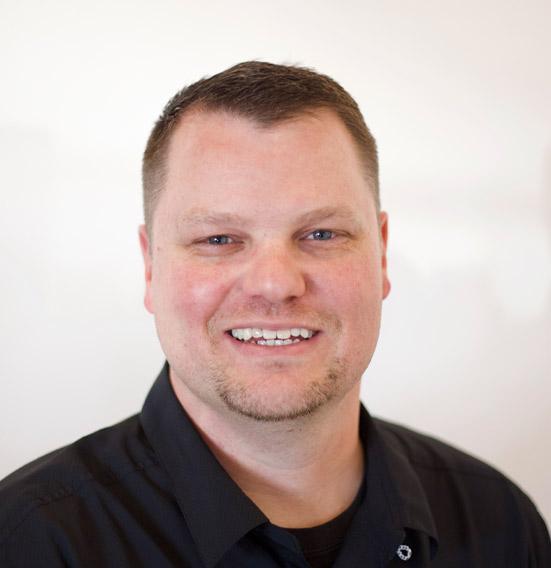 Ben Davis, team member at The Soundwave in Lubbock, Texas.