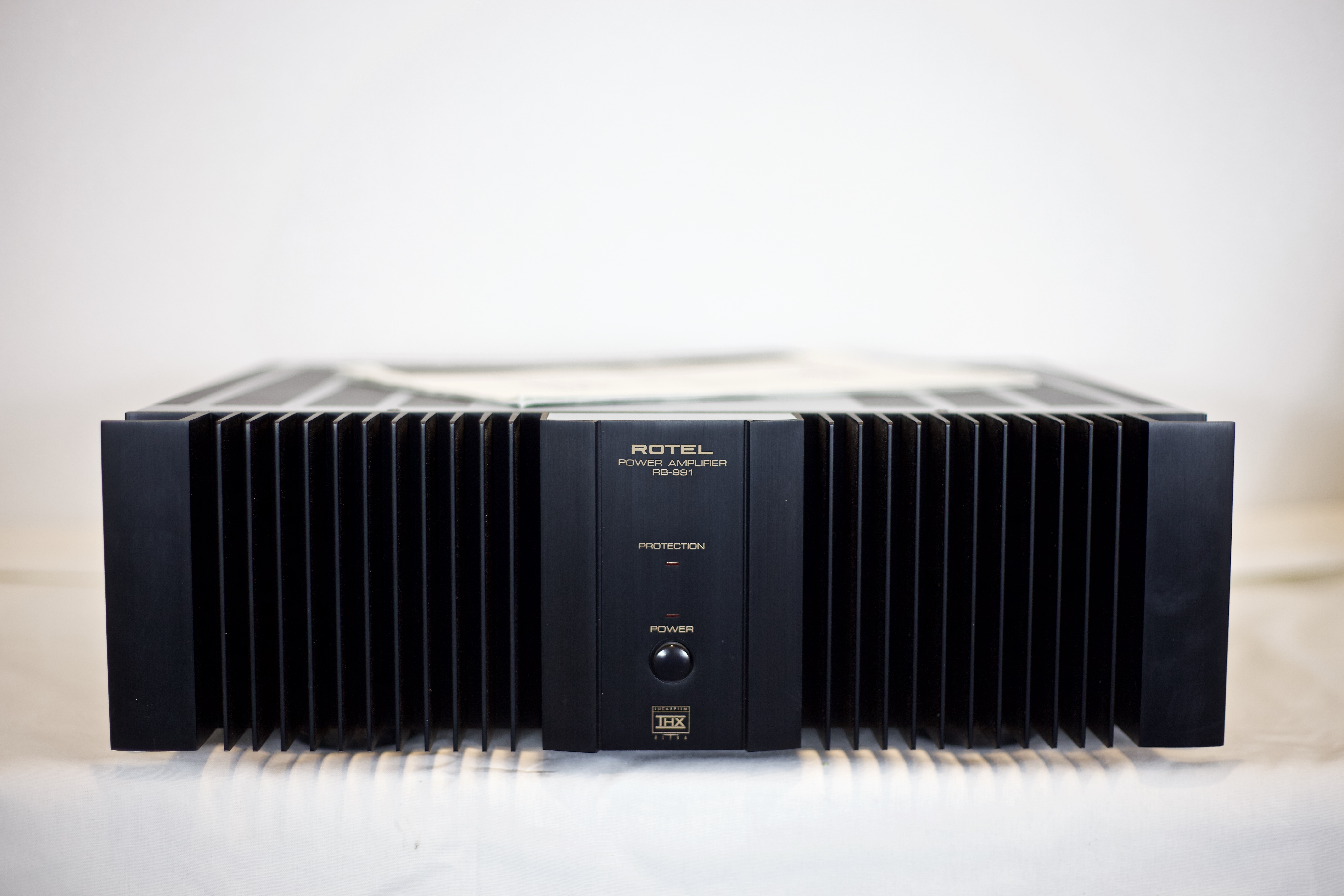 Rotel RB-991 Audio Amplifier.