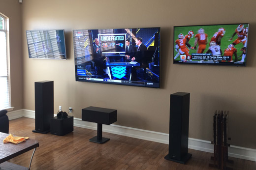 Gamer-honed Video & Audio System
